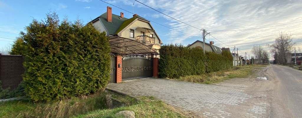 дом судьи Гурьевой Калининград