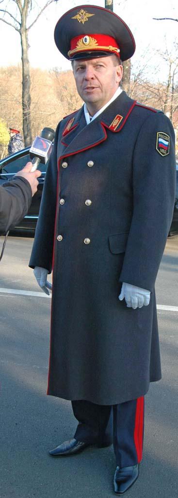 Евгений Мартынов генерал полиции