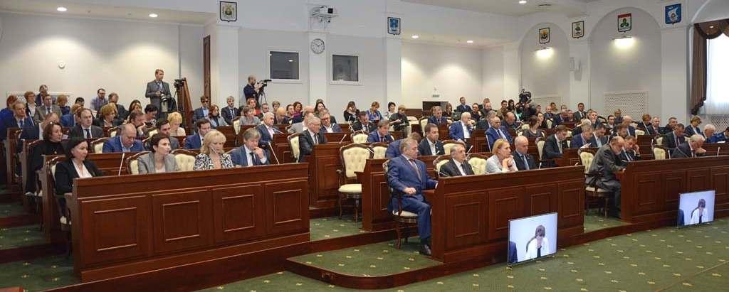 Калининградская областная Дума поддержала изменение Конституции