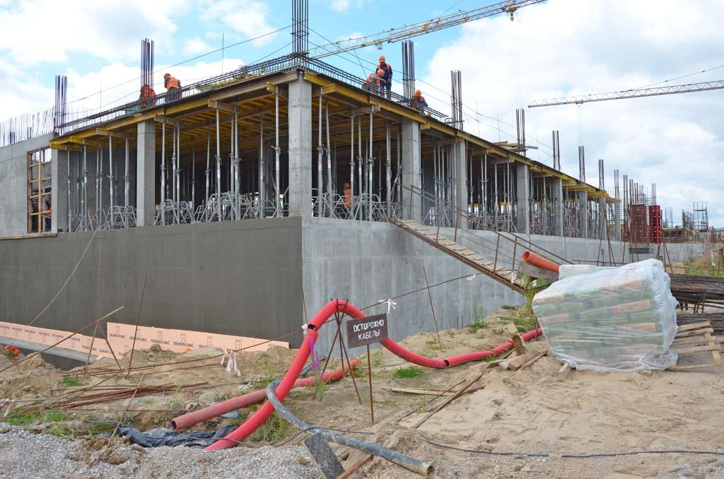 строительство онкоцентра в Калининграде