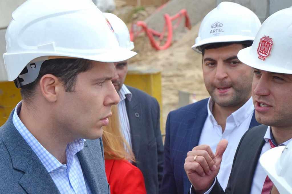 Алиханов, Закарян, Черномаз