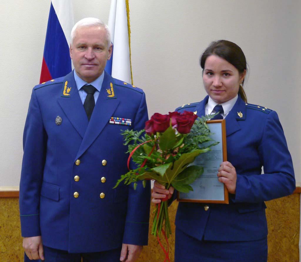 Сергей Хлопушин и Евгения Кондратенко прокуратура