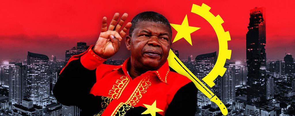 президент Анголы Жуан Лоренсу