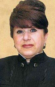 Мирзоева Иоланта судья