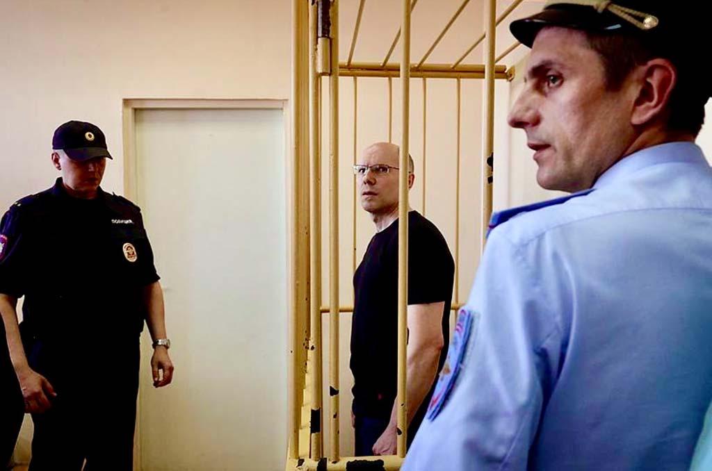 Игорь Рудников провёл в тюрьме 592 дня