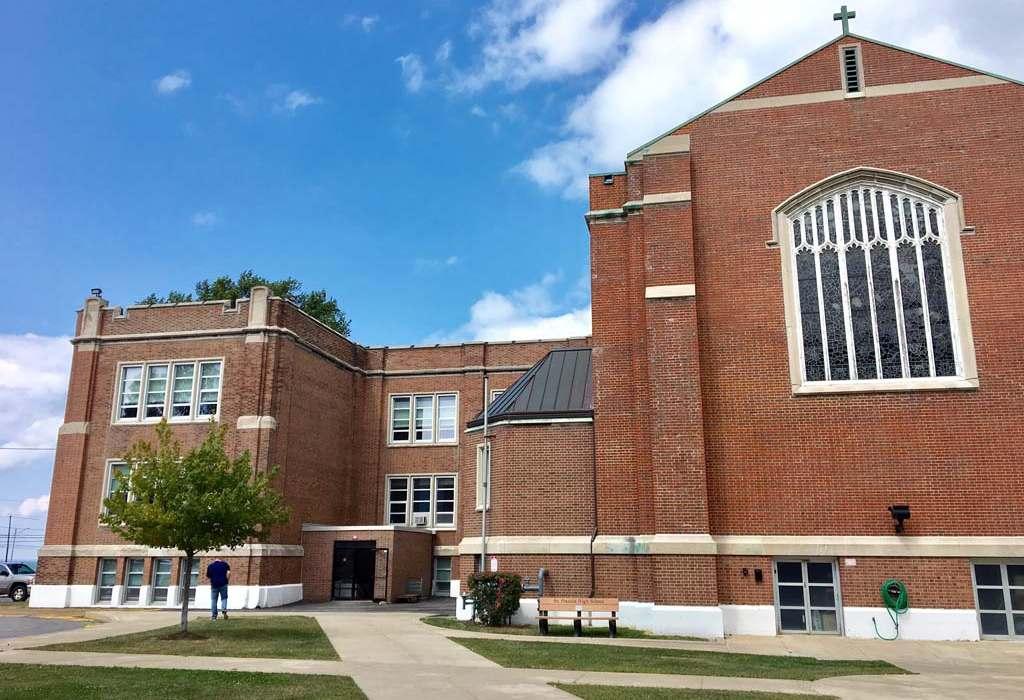 школа в Баффало США