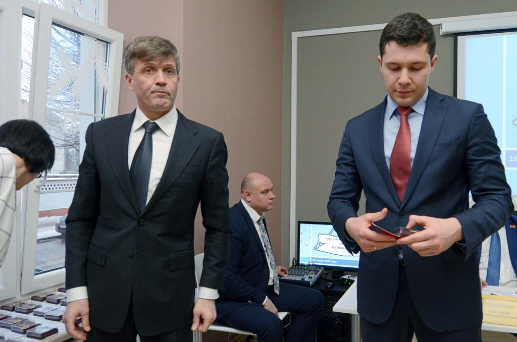 Николай Воищев, Антон Алиханов, жулики и воры