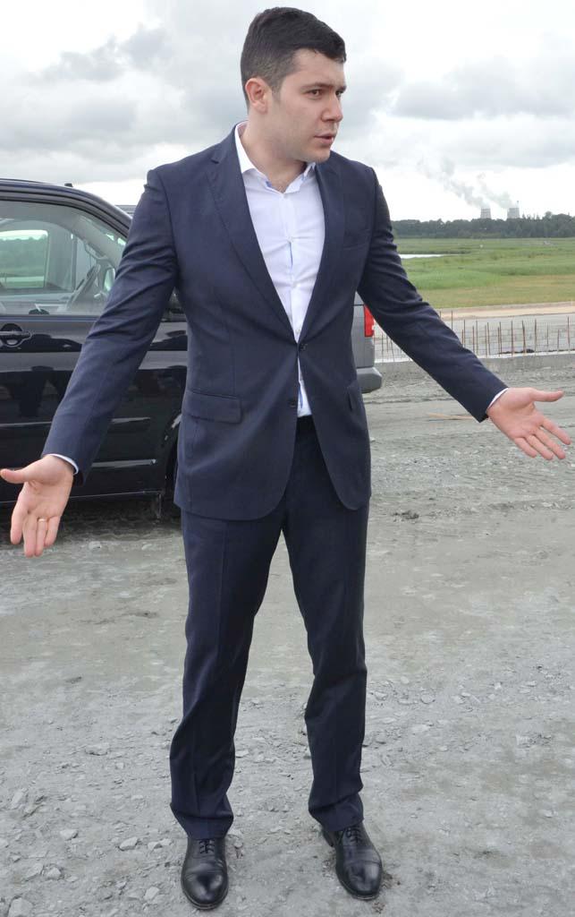 Губернатор Алиханов развёл руками