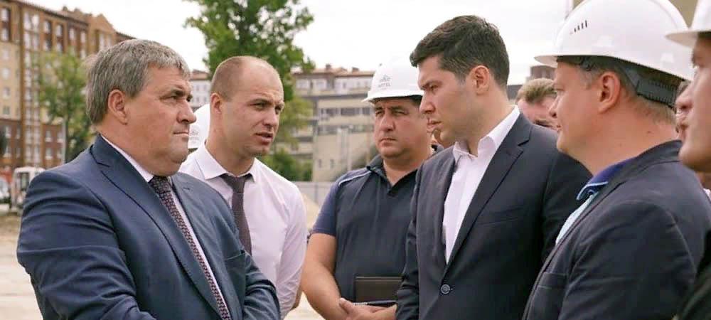 Силанов, Черномаз, Борисов, Алиханов