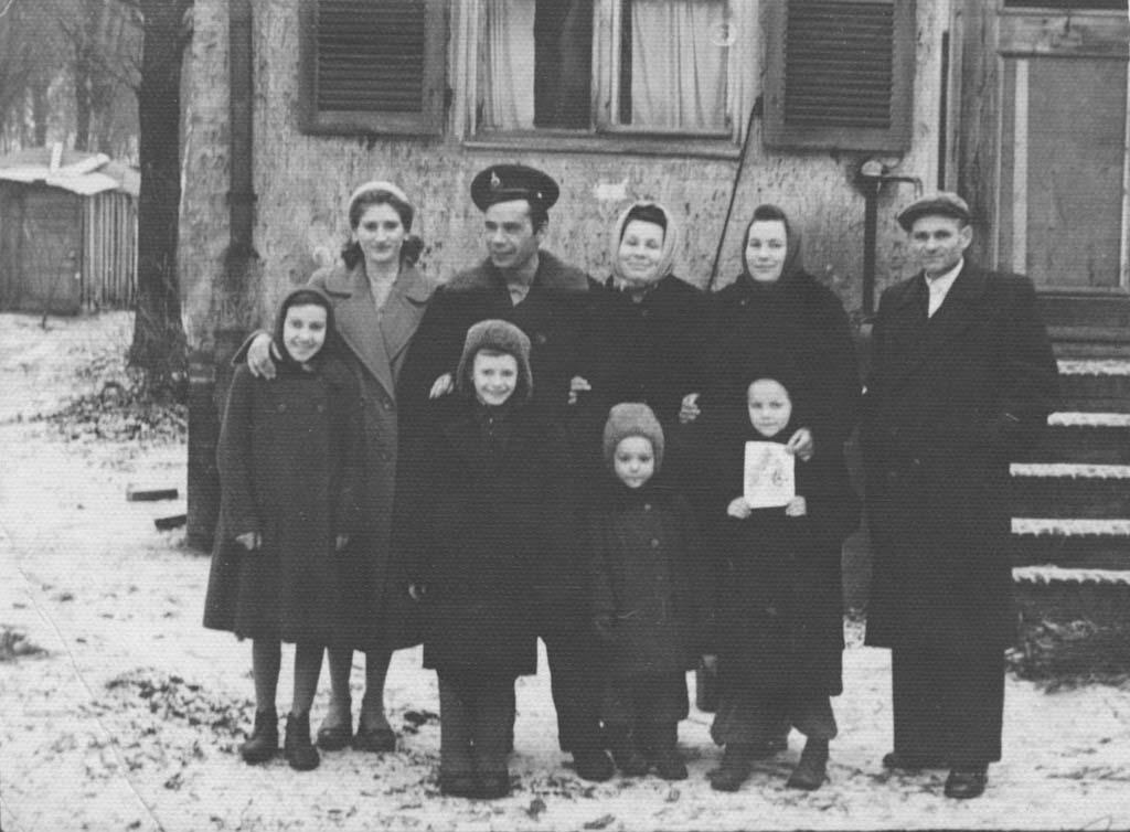 Буймистр Калининград 1958