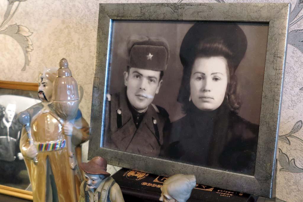 Буймистр Михаил и Александра