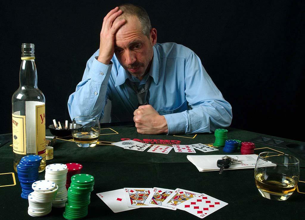 казино покер виски