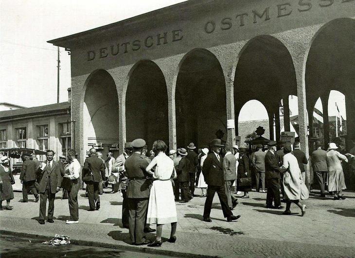 """Kenigsberg """"Deutsche ostmesse"""""""