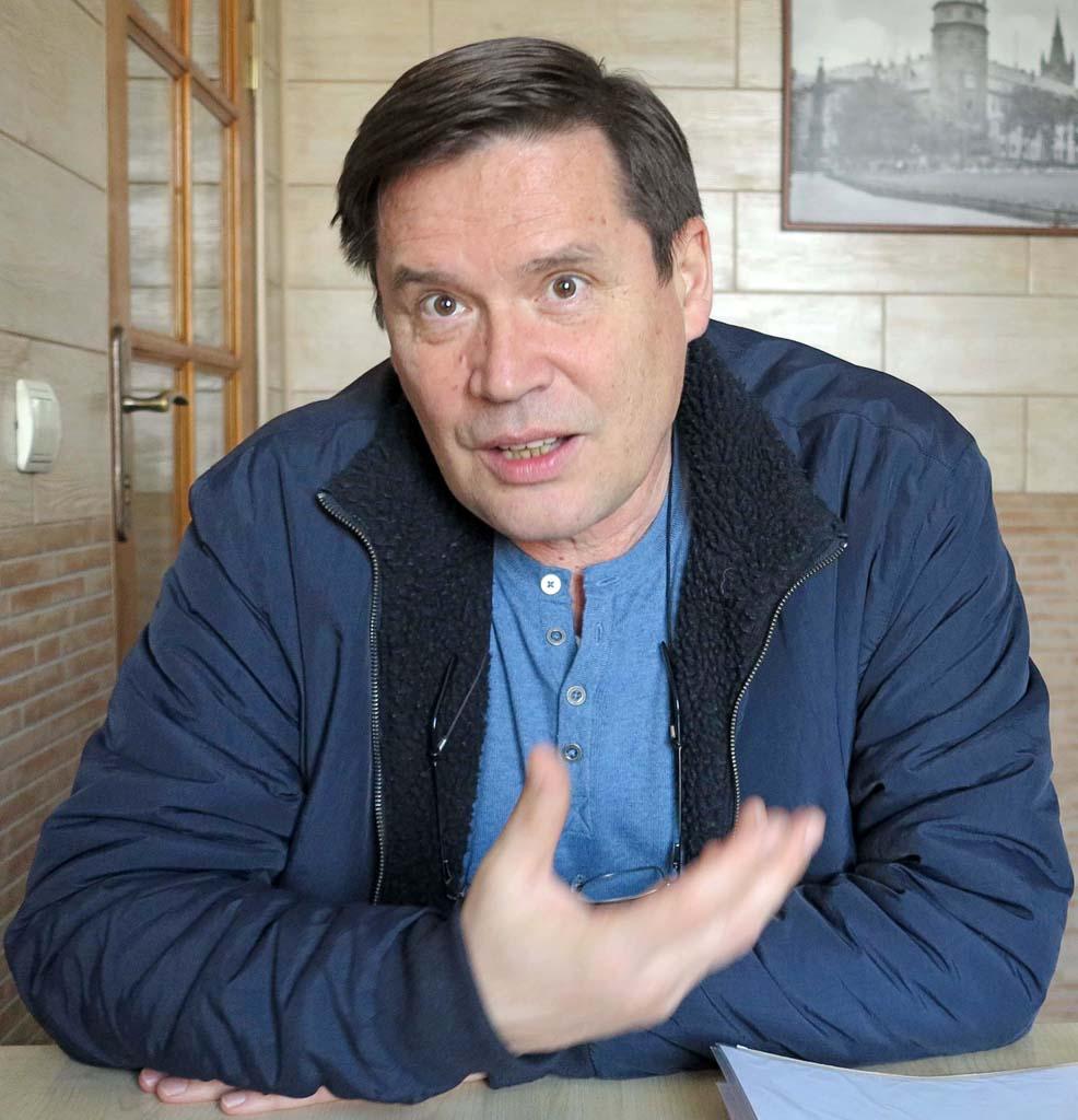 Владимир Килин Калининград