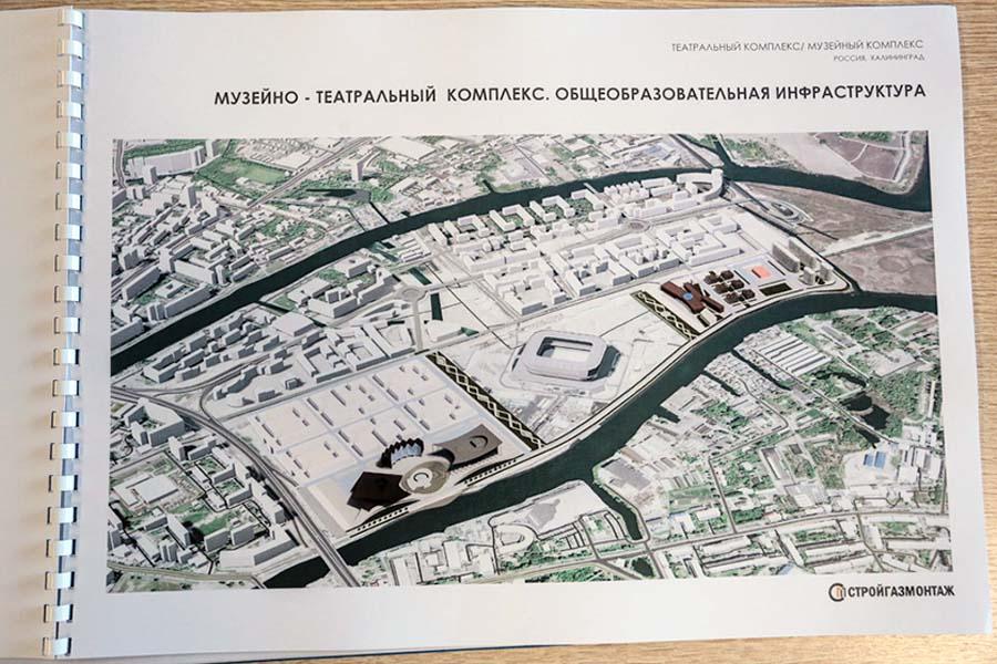 музейно-театральный комплекс Калининград