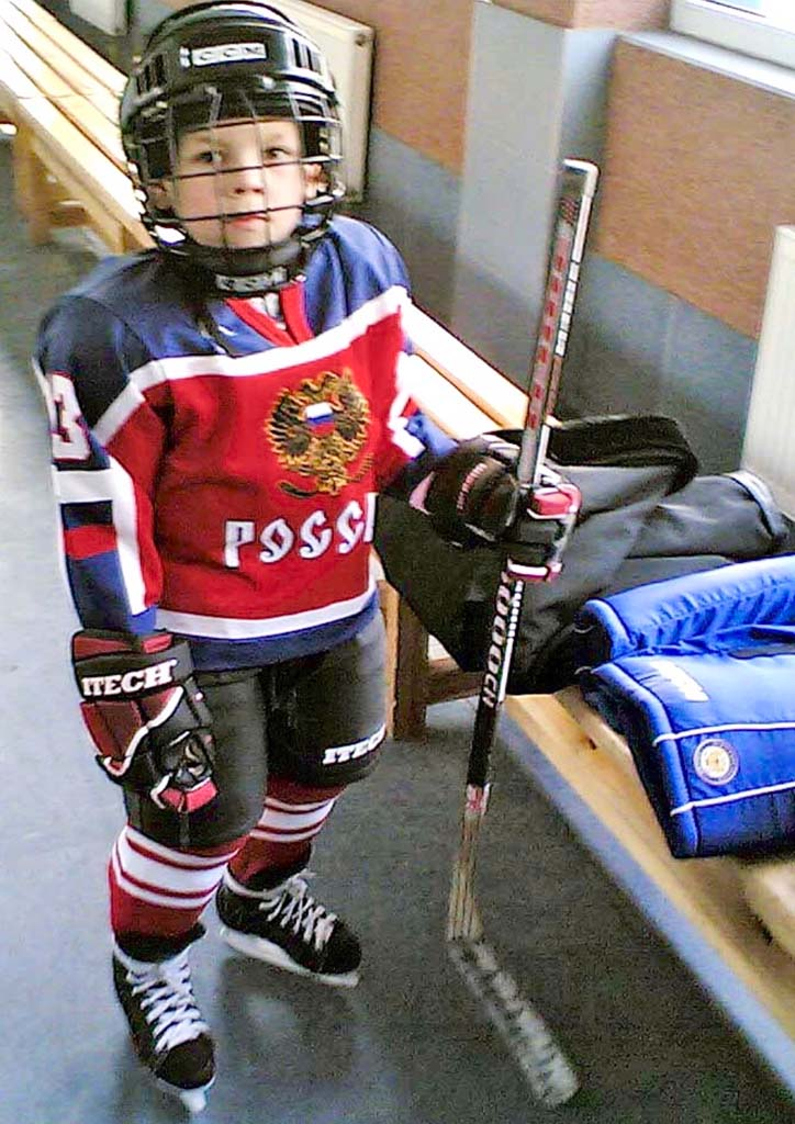 Константин Рудников хоккеист