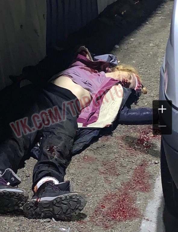 убийство возле Центрального рынка Калининград