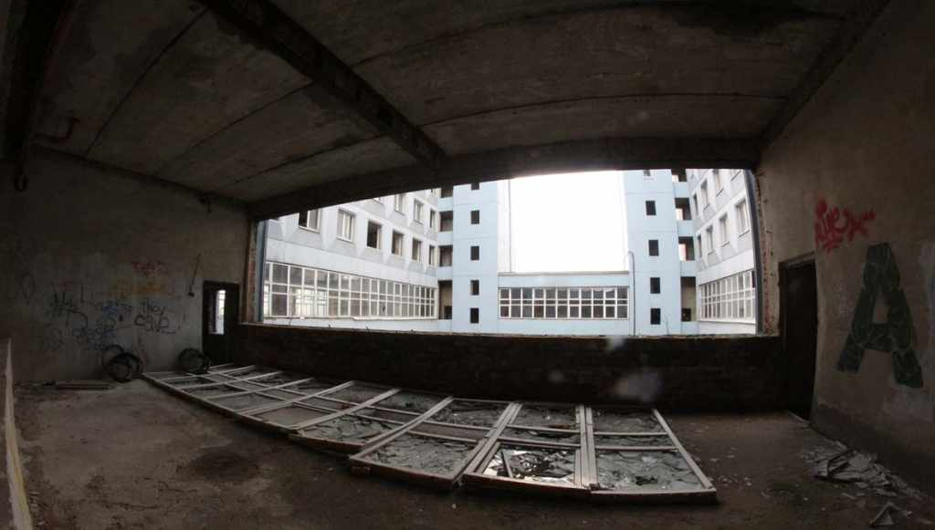Дом Советов Калининград изнутри