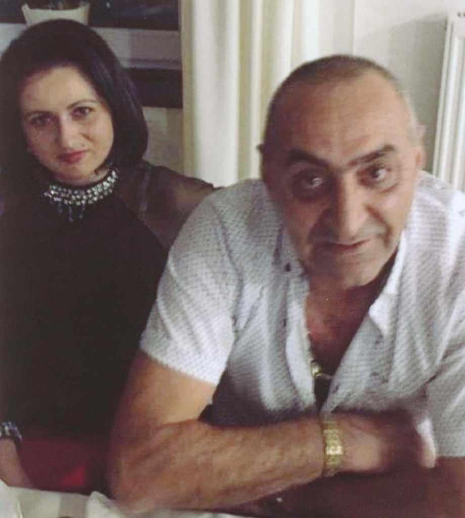 Егоян Марине и Спартак