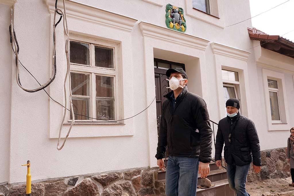 губернатор Алиханов посёлок Железнодорожный