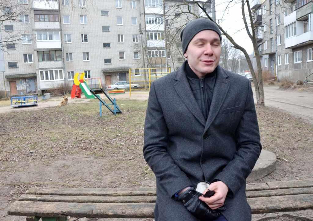 Губернатор Антон Алиханов под кайфом