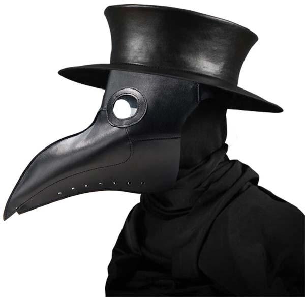 чумный доктор костюм