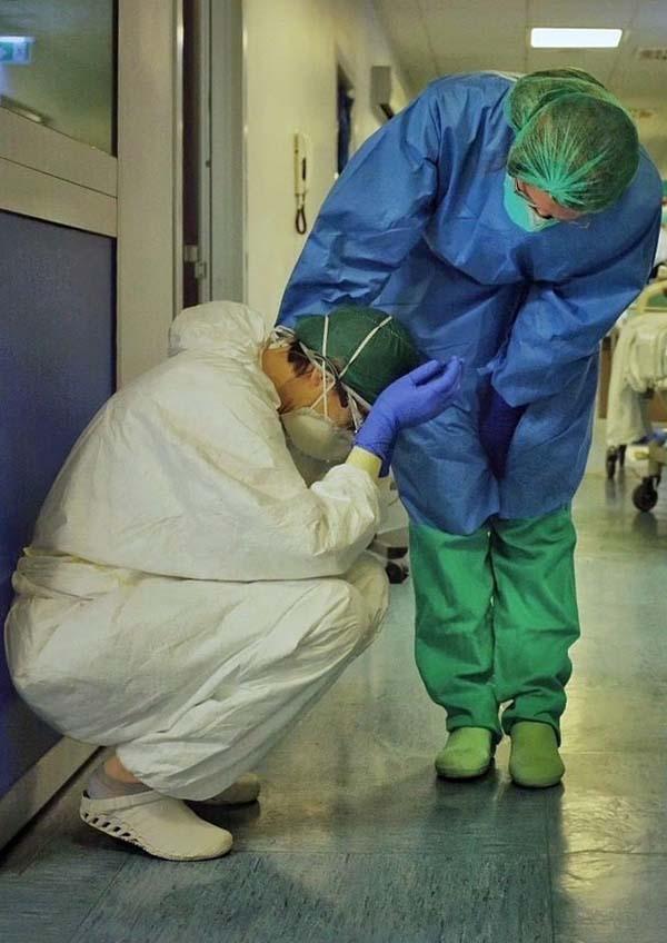 врачи не выдерживают