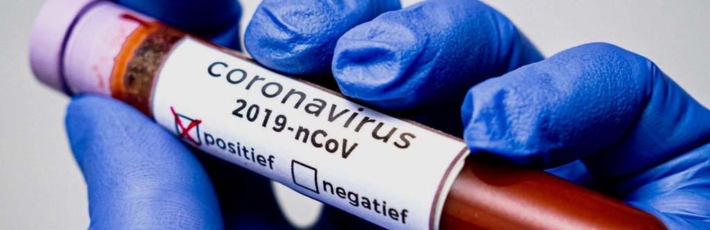коронавирус тест положительный