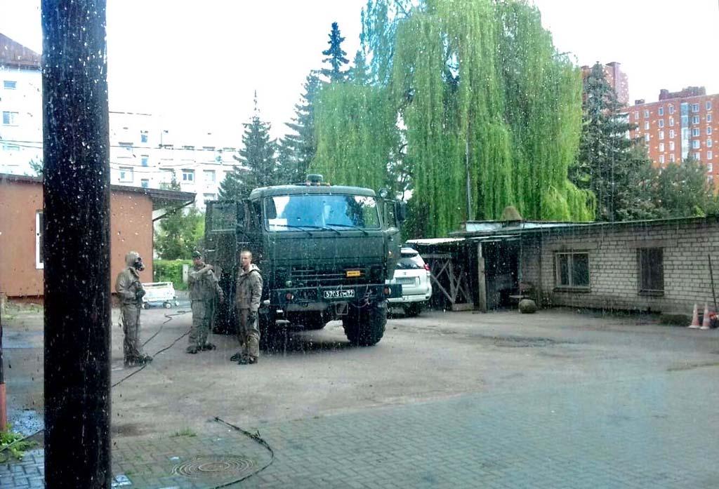 военные областная больница коронавирус