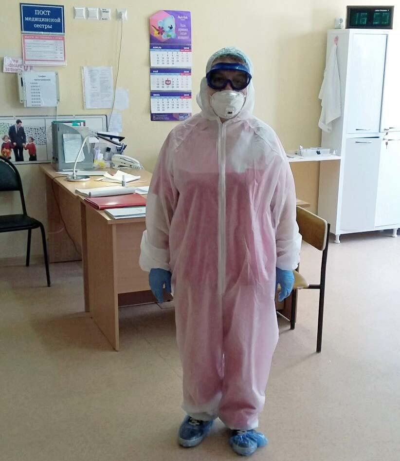 многопрофильная больница на Летней ЦГКБ Калининград коронавирус