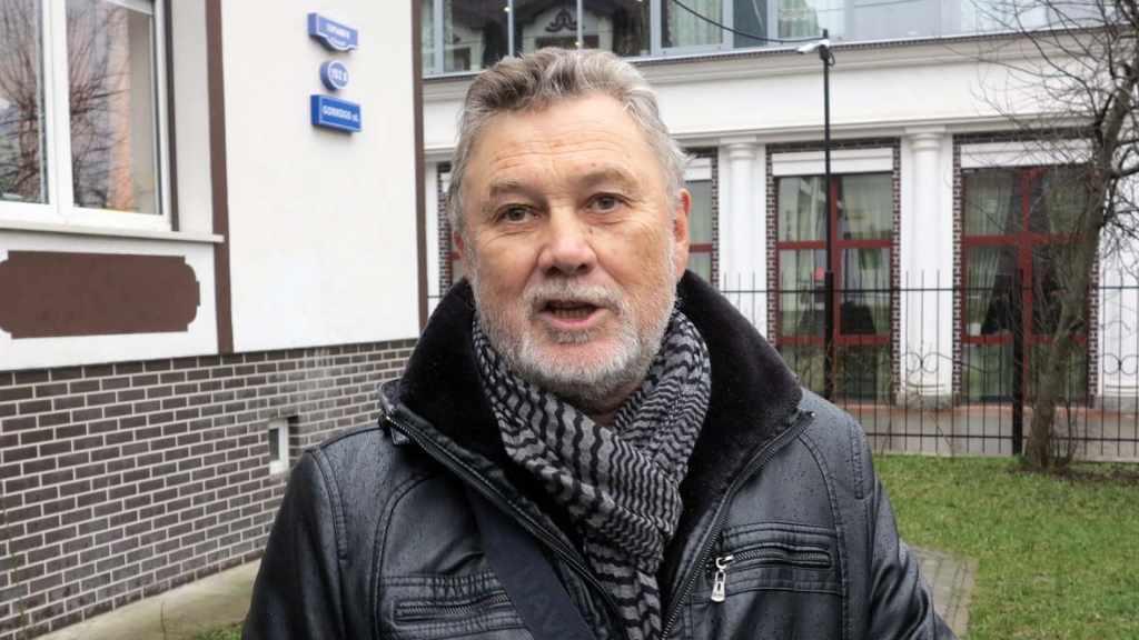 Александр Захаров Калининград журналист