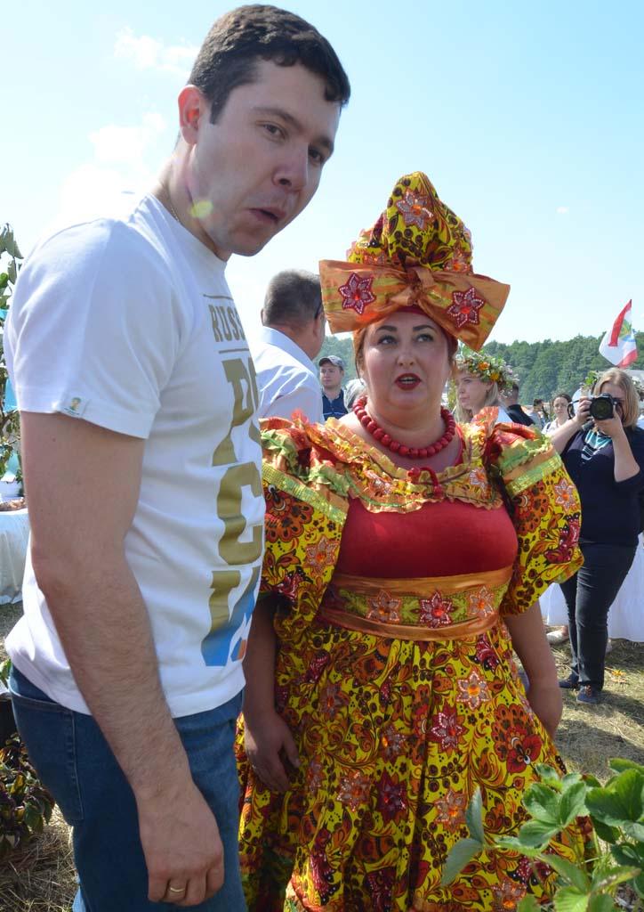 губернатор Алиханов просто праздник какой-то