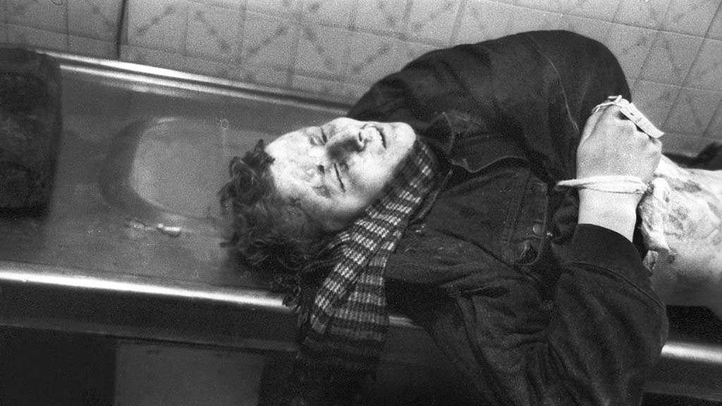 убитый защитник телецентра Вильнюс
