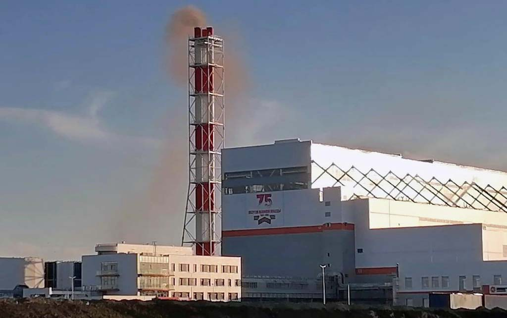Приморская ТЭС Калининградская область
