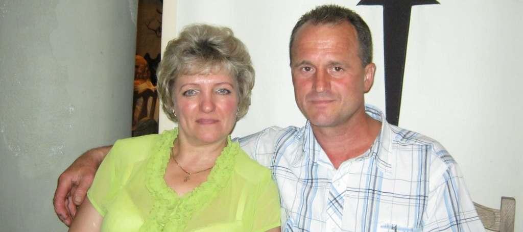 Зоя и Сергей Бондаренко