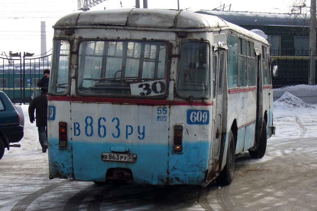 """ЛиАЗ"" старый"