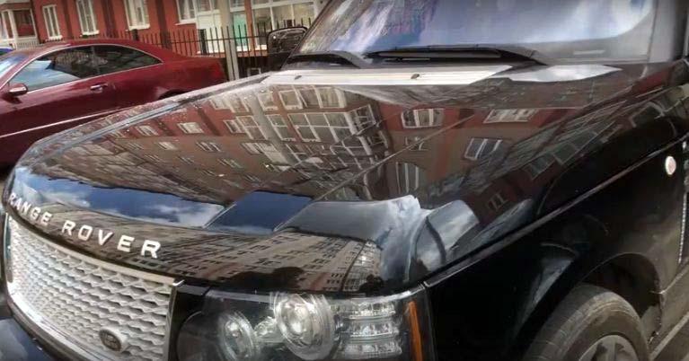 Range Rover 2012 Калининград