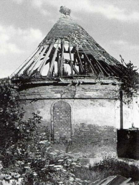 руины немецкого дома