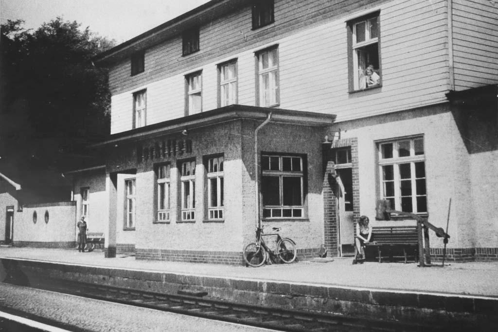 Станция Norkitten (Норкиттен), 1939 год