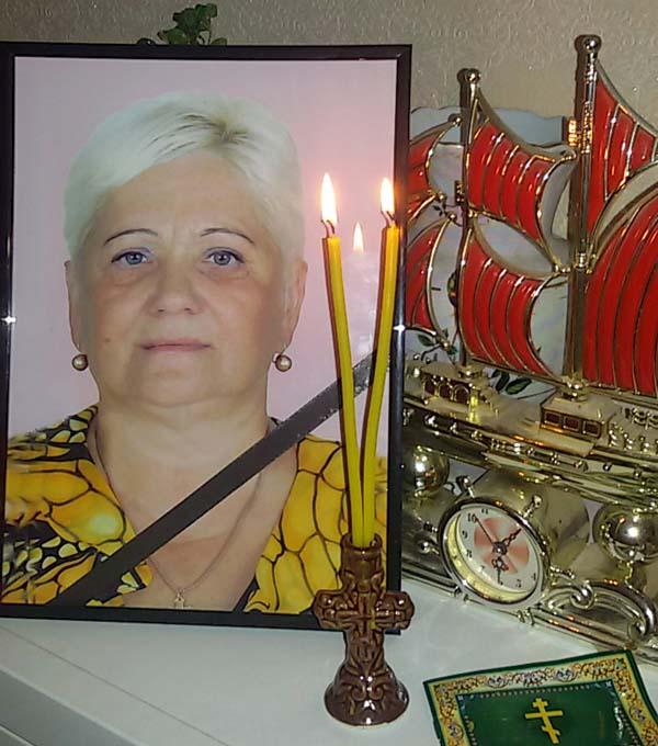 Лариса Степченкова RIP